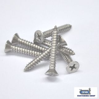 CSK Phillips Self Tapping Screws