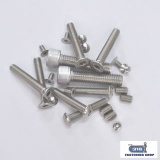 Socket Drive Metal Threads