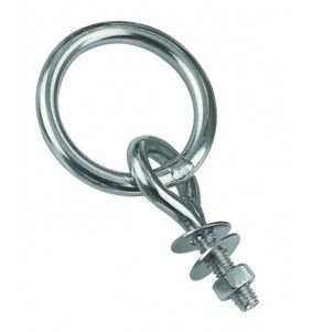 Eye Bolts with Ring