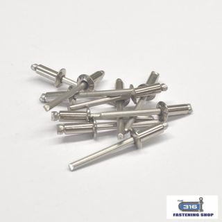 Rivets 304 Stainless Steel