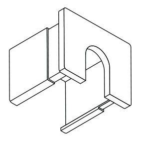 Nanorail Square Handrail Systems