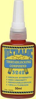 Threadlock Compound 3242 50ml