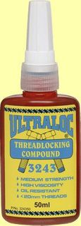 Threadlock Compound 3243 50ml