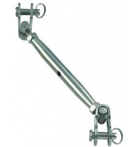 Toggle/Toggle Closed Turnbuckle
