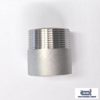 Weld Nipples Stainless Steel
