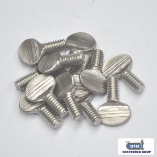 Thumb Screws Stainless Steel
