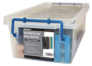 Window Packer Mix 5 Size 75mm Plastic