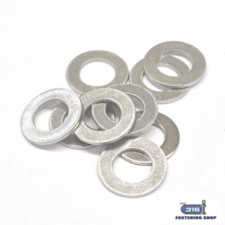 1 1/2 Flat Washers Stainless Steel