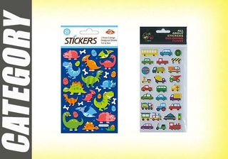 GENERAL STICKERS