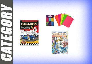 BOOKS & PADS