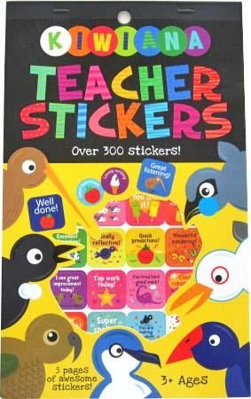 STICKER PAD TEACHERS NZ