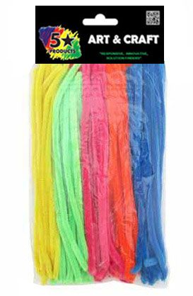 PIPE CLEANERS 100PC EX WIDE
