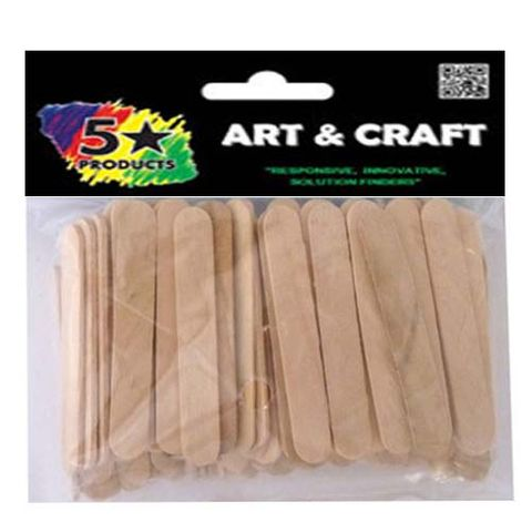 POPSICLE STICKS MINI 160PC