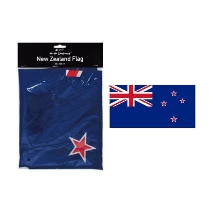 FLAG NZ X 2 GROMMETS 60X120CM