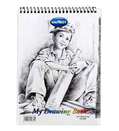 MY DRAWING BOOK A5 20 LF
