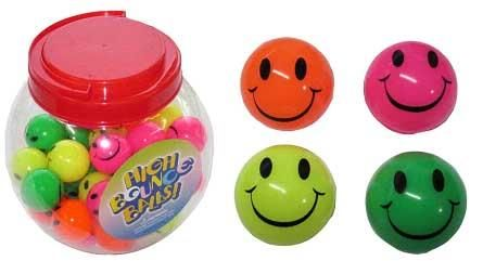 BALL HI BOUNCE SMILE 38MM