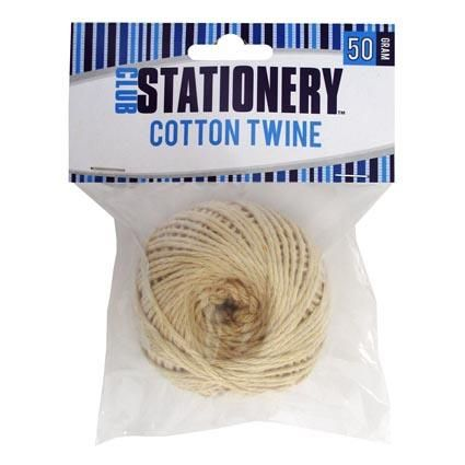 STRING /TWINE COTTON