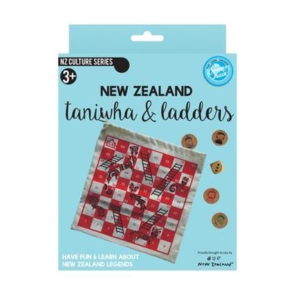 NZ TANIWHA & LADDERS BOX SET