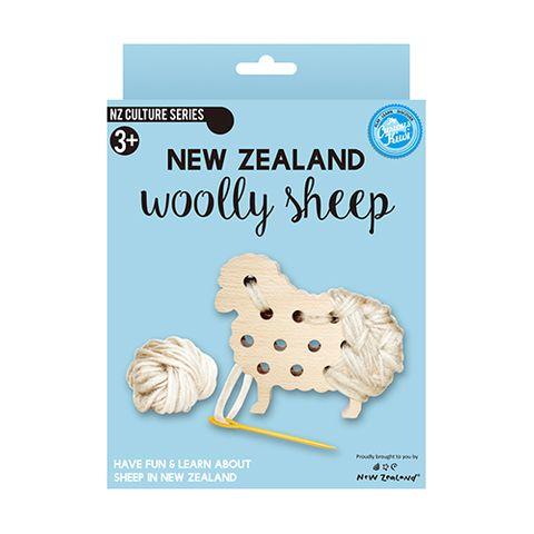 DYO WOOLLY SHEEP NZ BOX SET^
