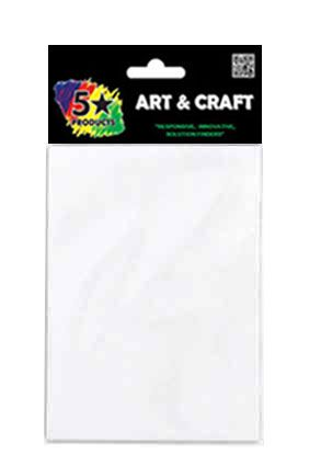 CRAFT MAGNETIC SHEETS 4PC 105X148MM