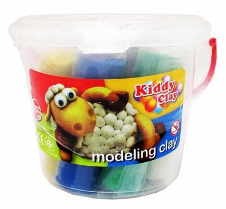 MODELLING CLAY IN TUB 700GMS
