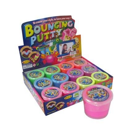 PUTTY BOUNCING