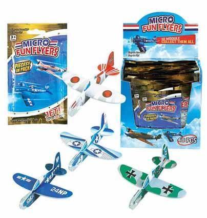 GLIDER MICRO FUN FLIERS