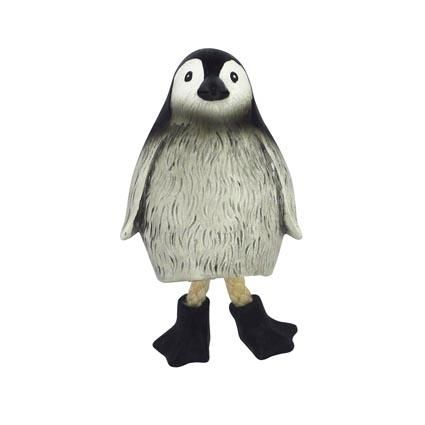 PENGUIN W MOVING LEGS MAGNET