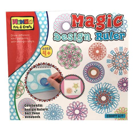 MAGIC DESIGN RULER