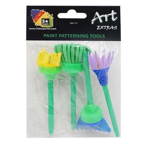 ART EXTRA 4  PATTERNING TOOLS^