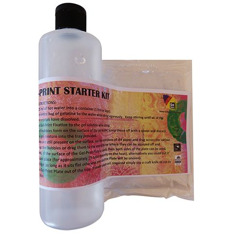 GEL-PRINT MIX KIT (REFILL)