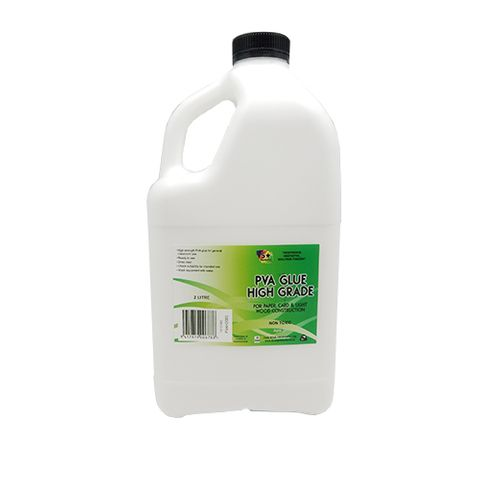 PVA GLUE - HIGH GRADE 2 LITRE