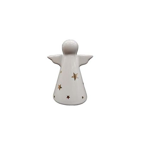 ANGEL - WHITE WITH STARS 94 MM