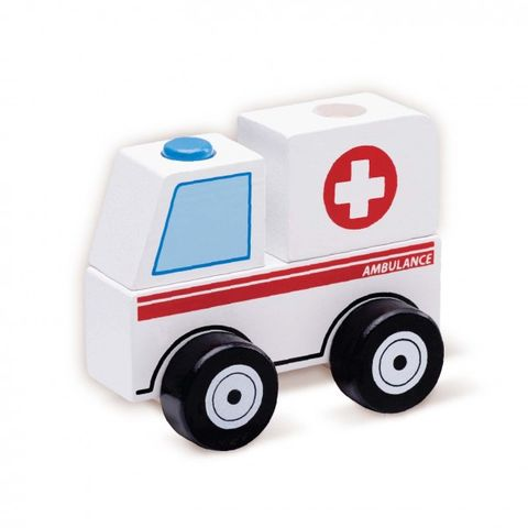 MAKE AN AMBULANCE^