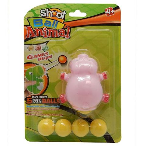PIGGY BALL SHOT