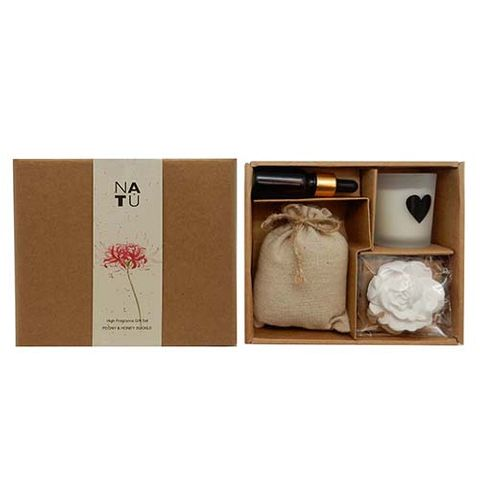 SCENTED GIFT BOX - PEONY