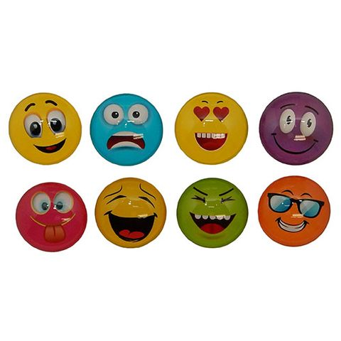 EMOJI MAGNETS - SET OF 8