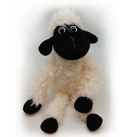 LAMB LONG LEGS SOFT TOY
