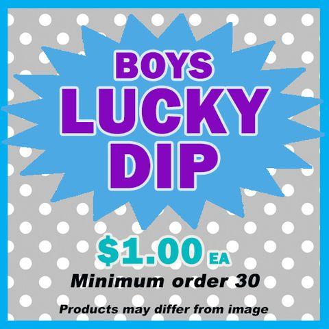 LUCKY DIP BOY W/S $1