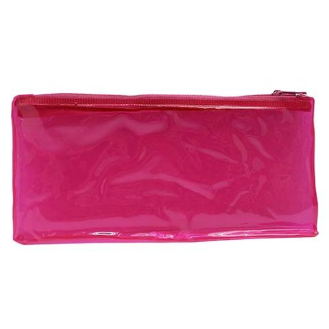 PENCIL CASE - 20 X 10CM - PINK