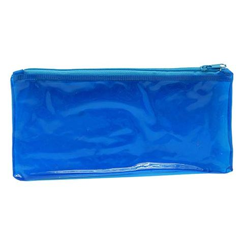 PENCIL CASE - 20 X 10CM - BLUE