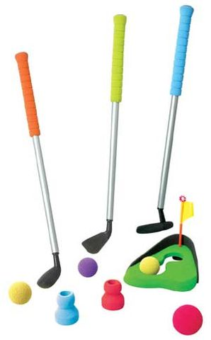 GOLF CLUB SET IN CARRY BAG 59CM**