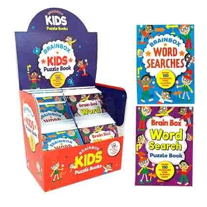 WORD SEARCH PUZZLE BOOK A6 192PG