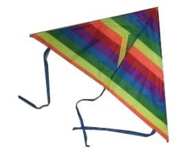 KITE COLOURFUL 65 CM