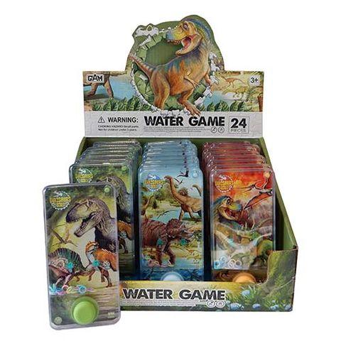 WATER GAME HOOPS - DINOSAUR