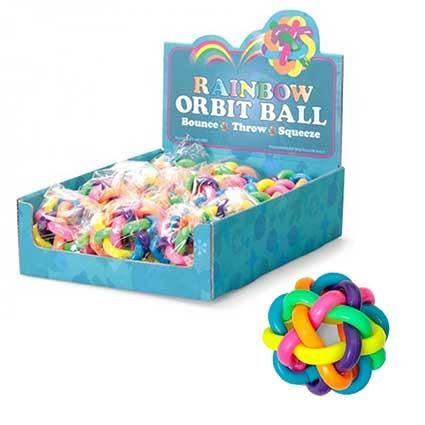 BALL RAINBOW ORBITAL 6.5CM