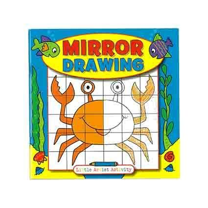 MIRROR DRAWING BOOK 32PG