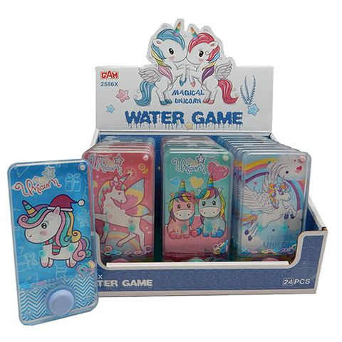 WATER GAME HOOPS - UNICORN
