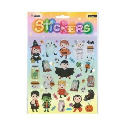 UPIKIT STICKER HALLOWEEN KIDS COSTUMES