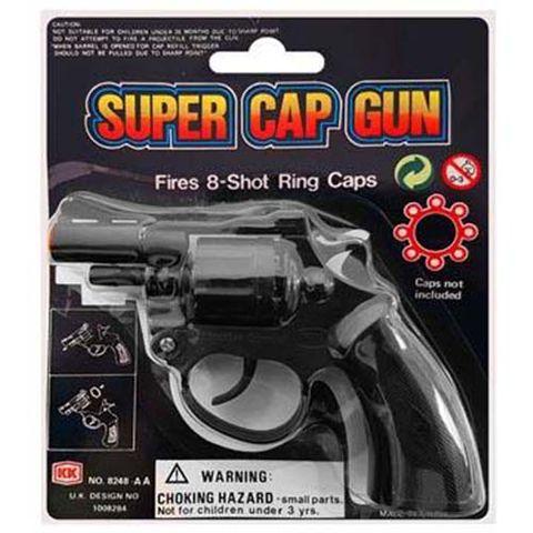 CAP GUN 8 SHOT